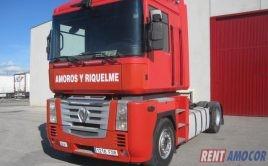 Tractora Renault Magnum 480dxi euro5 del 2007 Ref 1216