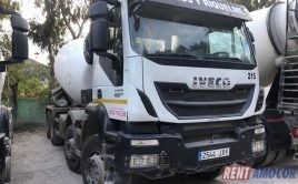 Hormigonera Iveco Trakker REF: 2544