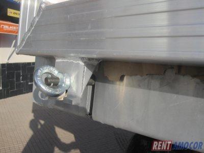 Bañera basculante Nueva FM5 aluminio REF: -REF: SBC-27 Aluminio Aridos – FM5