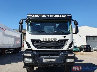 Hormigonera Iveco Trakker Ref: 050121/2