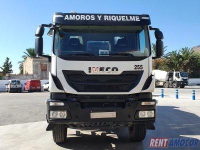 Hormigonera Iveco Trakker Ref: 050121/3