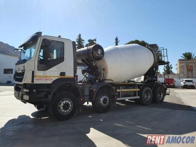Hormigonera Iveco Trakker Ref: 050121