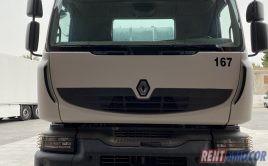 Hormigonera Renault Kerax